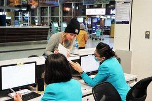 Miễn phí hoàn vé máy bay, phí thay đổi hành trình đi Trung Quốc