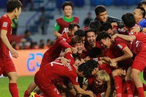 Nếu chỉ tính thành tích 2 năm qua, bóng đá Việt Nam hoành tráng cỡ nào?