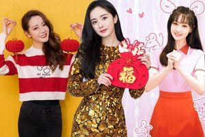 Sao Hoa Ngữ gửi lời chúc mừng năm mới đến fan hâm mộ: Dương Mịch dặn dò khán giả nên bảo vệ sức khỏe giữa dịch bệnh lây truyền