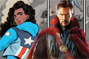 Doctor Strange 2 sẽ giới thiệu nhân vật hoàn toàn mới: America Chavez!