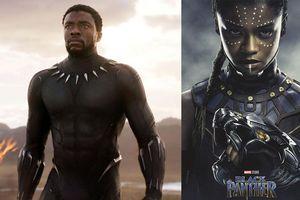 Chadwick Boseman có lẽ sẽ sớm 'say bye' với MCU, khi Shuri là người đảm nhận trọng trách của Black Panther
