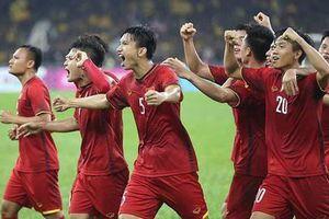 Việt Nam có sự thăng tiến mạnh mẽ trên bảng xếp hạng FIFA trong 10 năm qua