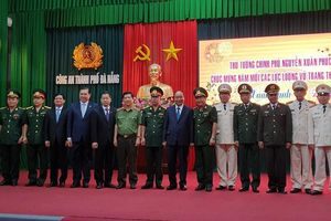 Thủ tướng 'xông đất' Đà Nẵng sáng Mùng 1 Tết