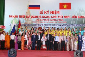 Đại sứ các nước tại Việt Nam: Nhiều kế hoạch thúc đẩy quan hệ nhân dân