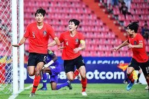 Thắng nghẹt thở Saudi Arabia, Hàn Quốc lần đầu vô địch U23 châu Á