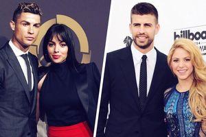 Ronaldo - Georgina trở thành cặp vợ chồng cầu thủ giàu nhất