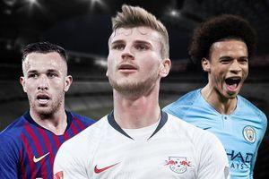 Đội hình cầu thủ tuổi Tý hay nhất châu Âu