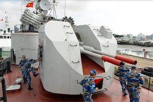 Tết trên tàu Hải quân