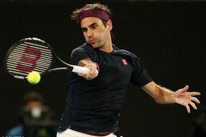 Federer ngược dòng vào tứ kết Australian Open