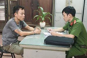 Người đàn ông trốn nã 11 năm bị bắt khi về nhà ăn Tết