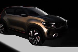 Kia hé lộ hình ảnh concept của SUV hoàn toàn mới