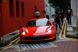 Ra ngõ gặp siêu xe ở Singapore - thuế cao không cản được dân chơi