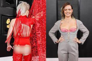 Khoe mông, hở nội y hồng và loạt trang phục kém sang tại Grammy 2020