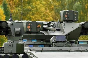 Trang bị mới khiến T-15 hơn tất cả xe chiến đấu Mỹ