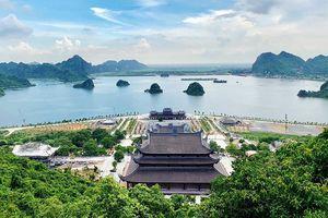Khu du lịch trọng điểm quốc gia Tam Chúc - đòn bẩy tăng trưởng du lịch Hà Nam