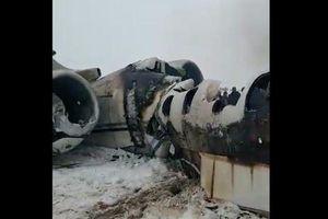 Taliban tuyên bố bắn hạ máy bay quân sự Mỹ
