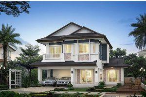 10 mẫu nhà mái thái đẹp hiện đại, hứa hẹn lên ngôi 2020