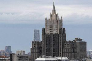 Nga thông báo mới bắt giữ một công dân Nhật Bản