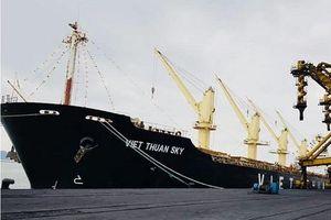 Quảng Ninh xuất 45.000 tấn than đầu tiên trong ngày đầu năm mới