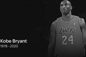 Sao quốc tế bàng hoàng trước tin huyền thoại bóng rổ Kobe Bryant qua đời