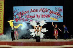 Nhiều hoạt động văn hóa, thể thao phục vụ người dân Điện Biên vui Xuân Canh Tý