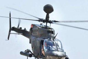 Trực thăng của quân đội Croatia gặp nạn