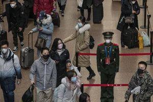 Trung Quốc chi 1,6 tỷ USD dập dịch virus Corona