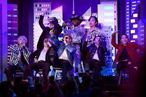 BTS bùng nổ trên sân khấu Grammy: Xuất hiện nổi bật, không có chuyện bị chèn ép