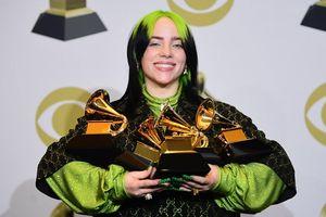 Billie Eilish thổ lộ muốn Ariana Grande thắng giải 'Album của năm': Một cặp Adele - Beyonce' mới của Grammy 2020
