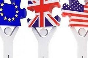 Sau Trung Quốc, Mỹ chuyển hướng trọng tâm sang châu Âu và Anh