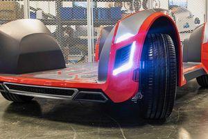 REE: Nền tảng xe hơi mới của tương lai