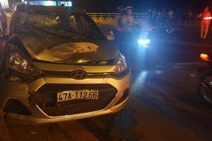 Đắk Lắk: Tài xế ô tô say xỉn gây tai nạn khiến 2 cô gái trẻ nguy kịch