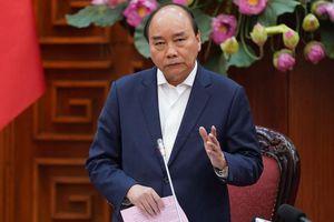 Thủ tướng: Không để dịch bệnh do virus corona lây lan, ảnh hưởng đến sức khỏe người dân