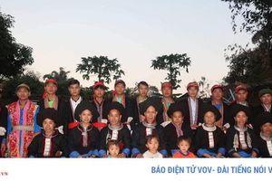 Người Dao Khâu ở Sìn Hồ mở lễ khai xuân mùng 3 Tết