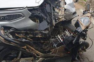 Điện Biên: Tai nạn giao thông khiến 1 người đứt lìa chân