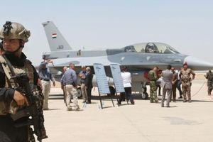 Mỹ dừng chuyển giao vũ khí cho Iraq