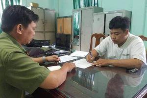 Công an làm việc với người đăng tin sai về virus corona ở Vũng Tàu