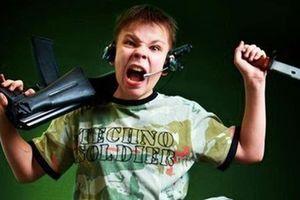 Game bạo lực có tác động đến hành vi của trẻ không?