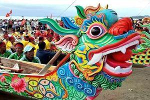 Quảng Ngãi: Làng biển nô nức lễ hội đầu năm