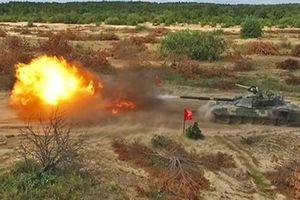 Ukraine bắt đầu tiếp nhận tăng mạnh hơn T-90