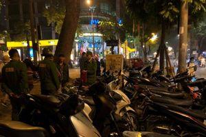 Hà Nội: Công an xử phạt những điểm trông xe chặt chém dịp Tết