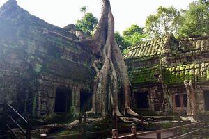 Angkor Wat - vùng đất của quá khứ