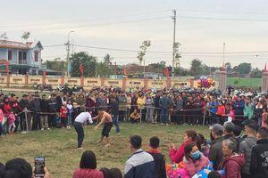 Tưng bừng hoạt động vui xuân ở Thanh Hóa ngày mồng 4 Tết