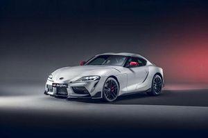 Ra mắt Toyota Supra động cơ 2.0 cho thị trường Châu Âu