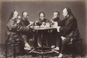 Góc ảnh lạ lùng 'cực độc' về Trung Quốc cuối thời nhà Thanh