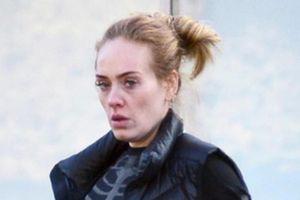 'Họa mi nước Anh' Adele gây sốc với gương mặt gầy hóp hậu giảm gần 20kg