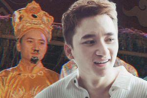 Phan Mạnh Quỳnh hóa Táo Quân trong đêm nhạc từ thiện, fan 'liền mắt' soi ra điểm sai khó đỡ trên gương mặt