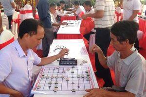 Thanh Hóa: Hơn 40 kỳ thủ tranh tài cờ thẻ, cờ tướng xuân Canh Tý 2020