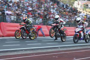 44 tay đua tham dự Giải đua xe mô tô toàn quốc Cúp vô địch quốc gia năm 2020 tại Cần Thơ