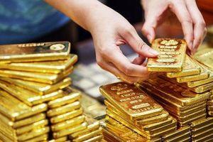 Giá vàng thế giới lại tiếp tục tăng